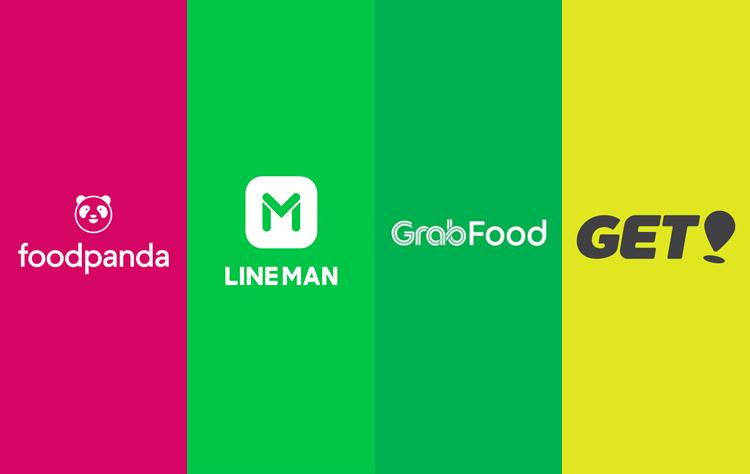 Digital - foodpanda-lineman-grabfood-get
